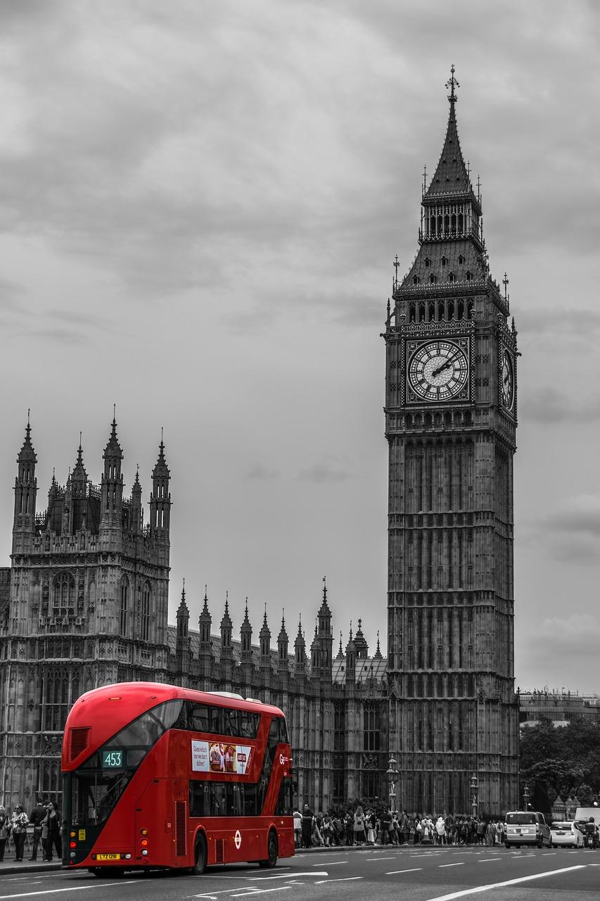 Busem do Anglii? To możliwe!
