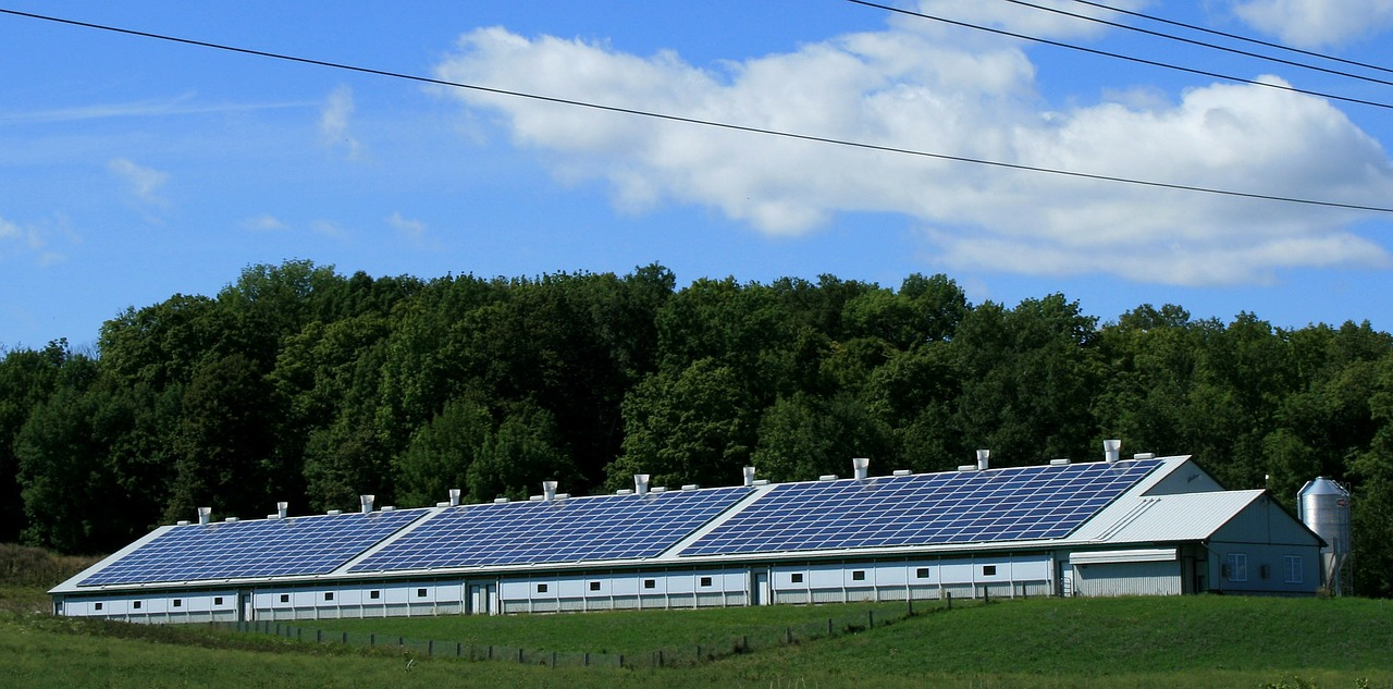 Pozyskuj energie z promieni słonecznych