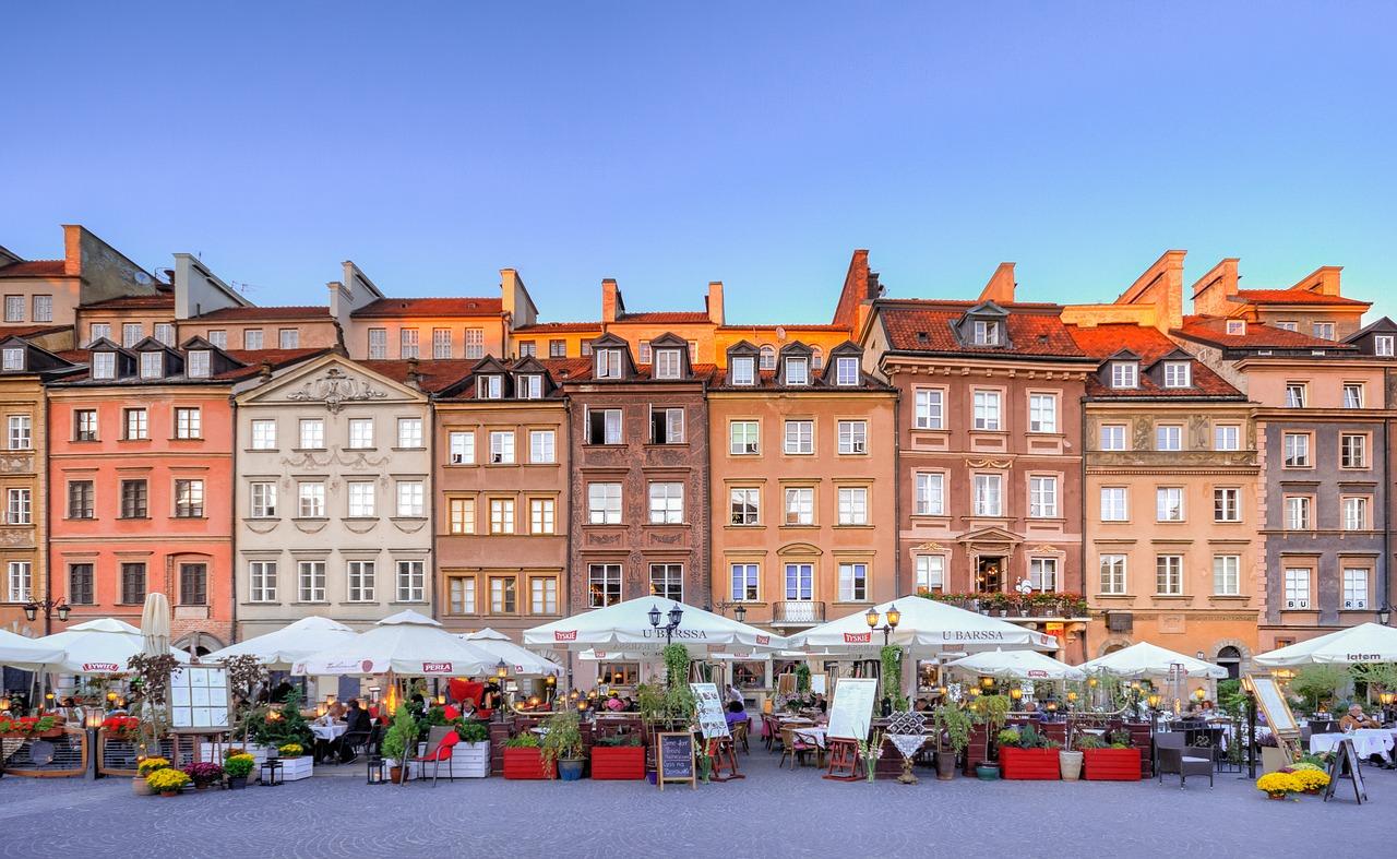 Chcesz zwiedzić stolicę Polski?